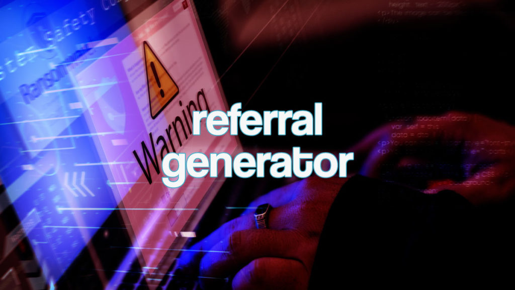 referral generator